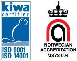 ISO sertifisering